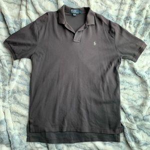 Polo Ralph Lauren charcoal shirt L